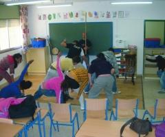 Imagen de una de las actividades desarrolladas por Iniciativa Urbana.