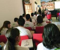 La I Jornada de Artesanía contó con una gran participación.