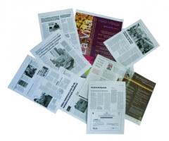 Iniciativa Urbana ha organizado jornadas informativas y de difusión y ha tenido una presencia destacada en la prensa.